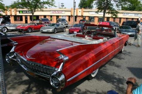 Paddock Chevrolet Car Show